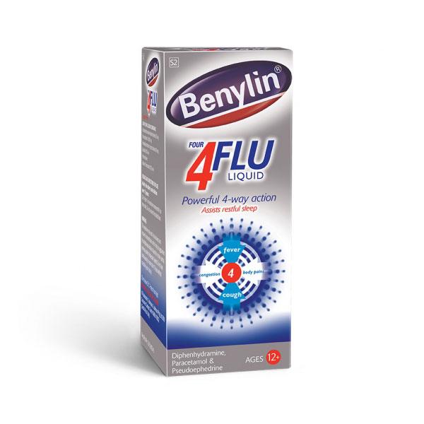 BENYLIN® 4 Flu